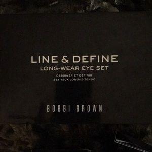 Bobbi Brown Line & Define Long Wear Eye Set